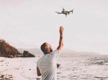 O filmmaker Gabriel Queiroz ensina como aproveitar os drones para fazer vídeos incríveis . Foto:  Divulgação