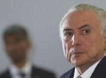 Temer é transferido para batalhão da PM em São Paulo