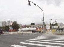 Novo elevado é o primeiro passo para a implementação do Complexo Viário Santa Teresinha. Foto: Divulgação/Semasa