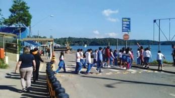 """Em São Bernardo, projeto """"Roteiro Educador"""" transforma a cidade em sala de aula"""