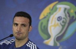 """Scaloni: """"Se cada um fizer o que faz no clube, teremos uma boa equipe"""". Foto: Divulgação/AFA"""