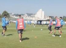 Clube não permitiu jornalistas no treino de ontem. Foto: Daniel Augusto Jr./Agência Corinthians