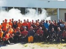 Defesa Civil de Diadema participa de treinamento para combate a incêndios em matas