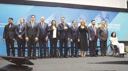 Doria, Caixa e Centro Paraolímpico fecham acordo de fomento à inclusão