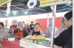 Evento une  elementos da cultura e gastronomia japonesa. Foto: Omar Matsumoto/PMSBC