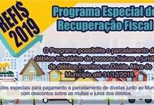 REFIS 2019 de Rio Grande da Serra começa no dia 1º de julho