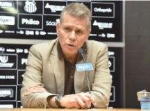 Autuori se torna diretor de Futebol do Santos e diz querer distância de negociações