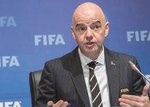 Presidente da Fifa pretende expandir Mundial de Futebol Feminino para 32 seleções em 2023