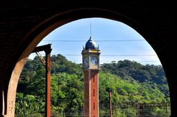 Obras de restauro promovem preservação da histórica Vila de Paranapiacaba