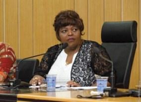 Suely Nogueira reitera pedido para construção de pista de skate