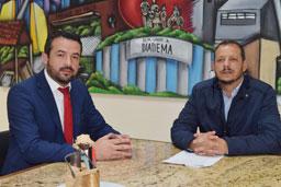 Diadema avança nas tratativas para retorno ao Consórcio ABC
