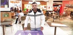 Lei de Audair Leonel é implementada pelo Shopping Praça da Moça