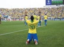 Gabriel Jesus e Firmino marcam os gols da partida. Foto: Arquivo