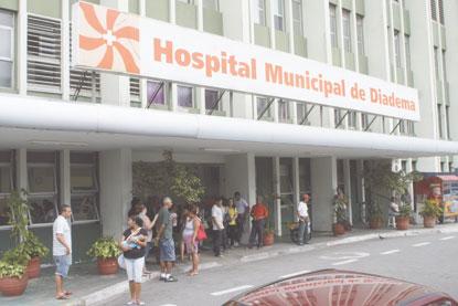 Hospital Municipal de Diadema passa a concentrar equipes para cirurgias de urgência