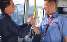 Metra destaca importância do motorista de ônibus para a segurança no trânsito
