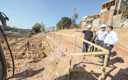 Morando confirma construção de 184 imóveis no Capelinha