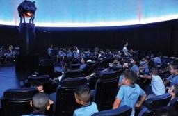 Abertura de exposição sobre o tema, palestras, oficina e sessões especiais do Planetário acontecem a partir das 19h deste sábado .Foto: Angelo Baima/ PSA