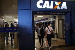 Caixa diminui em até 40% juros de suas linhas de crédito