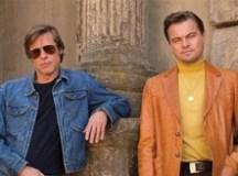 Leonardo DiCaprio e Brad Pitt contracenam em nova obra espetacular de Tarantino