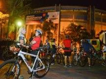 São Bernardo promove hoje pedalada noturna em comemoração a 466 anos