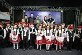 Festa Italiana espanta o frio e garante animação das famílias de São Caetano