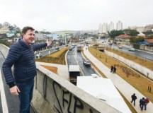 Prefeitura de São Bernardo entrega Complexo Viário Castelo Branco