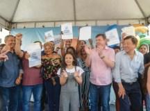 São Bernardo entrega mais de 1,2 mil escrituras e praça-parque no Conjunto Habitacional Três Marias