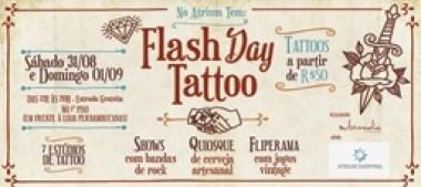 Atrium Shopping traz o Tattoo Days