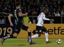 Corinthians só empata com Del Valle e está fora da Sul-Americana