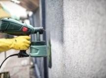 Saiba por que o compressor de ar na pintura da casa vale a pena
