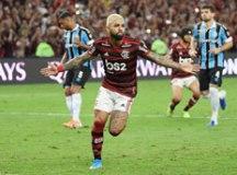 Flamengo faz 5 a 0 no Grêmio e vai à final da Libertadores