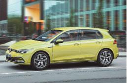 Volkswagen Golf estreia oitava geração na Europa