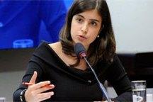 Tabata Amaral: 'Já sofri muito assédio moral na Câmara'