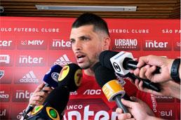 Em casa, São Paulo busca acabar com jejum contra o Vasco