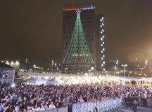 Orquestra Sinfônica de Santo André emociona público em apresentação no primeira dia do Natal Solidário
