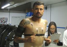 Elenco do Cachorrão faz testes físicos na Universidade São Judas