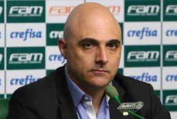 Palmeiras escolhe Sampaoli como primeira opção para treinar o time em 2020
