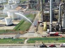 Polo Petroquímico faz simulado de emergência com evasão da comunidade