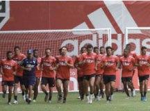 São Paulo se reapresenta com novidades e sem Hudson, que está a caminho do Fluminense
