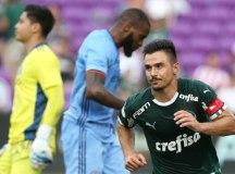 Palmeiras ganha, vê Corinthians perder e fica com o título da Florida Cup
