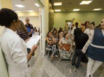 Hospital de Clínicas de São Bernardo atende 801 consultas na área de vascular em 1 dia