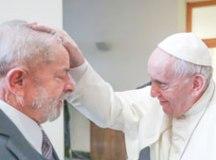 General Heleno ironiza encontro do papa Francisco com Lula