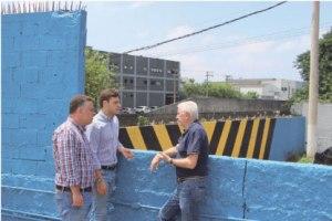 Consórcio ABC realiza visita técnica onde ficará o Piscinão Jaboticabal