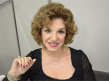 Morre no Rio a atriz Adelaide Chiozzo, aos 88 anos