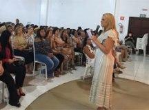 Deputada Carla Morando realiza palestra para mais de 300 mulheres em Ribeirão Pires