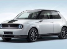 Honda prepara lançamento do compacto elétrico E na Europa