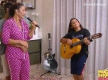 Ivete Sangalo fará live para o Dia das Mães na quarentena