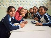 Diadema entrega kit alimentação para todos os alunos da rede