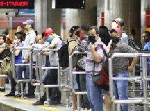 Uso de máscara será obrigatório no transporte público paulista