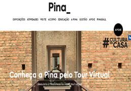 De portas fechadas, museus expandem presença no território virtual
